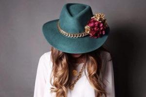 pamelas y sombreros invierno masario