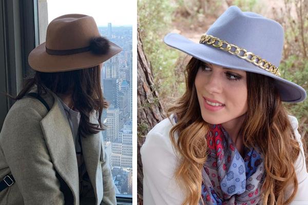 sombrero fedora masario