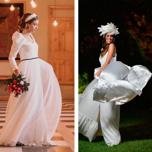 tocados novias plumas masario