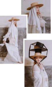 colaboracion sat jordi masario pamelas sombreros