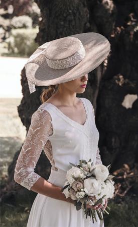 sombreros y pamelas masario